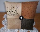 Country Garden Pillow
