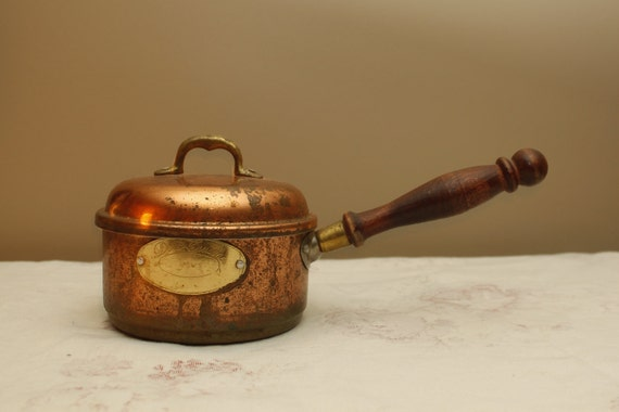 SALE SAVE 50% Copper Pot Kettle De La Cuisine