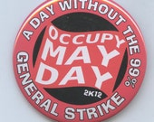 OCCUPY MAY DAY General Strike button