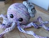 Amigurumi Crochet Octopus