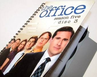 The Office 2016 2017 Daily Planner Up-Cycled Calendar Agenda (Multiple Cover Choices) Dwight Jim Halpert