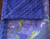 Tinkerbell blanket FREE SHIPPING