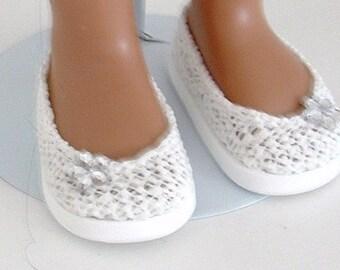 White Beach Shoes