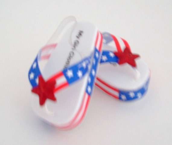 Stars and Stripes Sandals