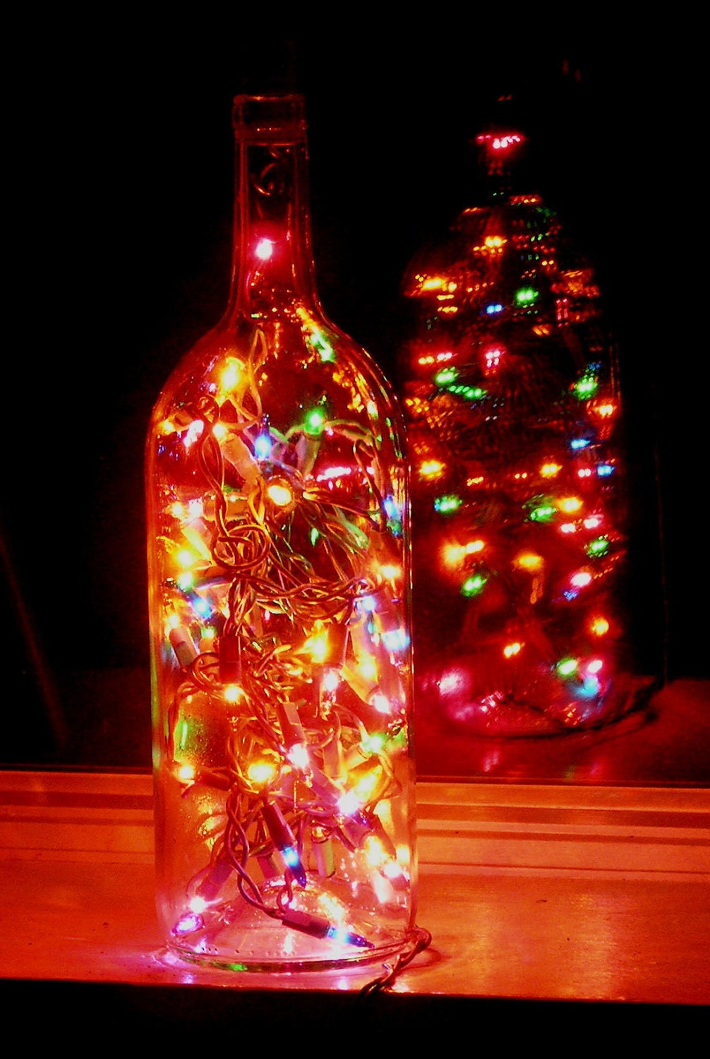 List of christmas decoration names ciupa biksemad for Christmas bottle decorations