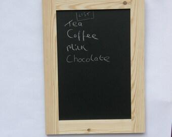 Shaker Chalk Board