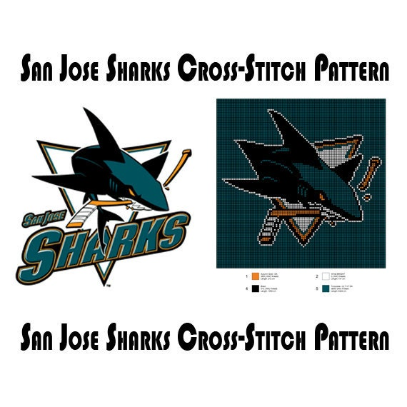San jose shark free coloring pages for San jose sharks coloring pages