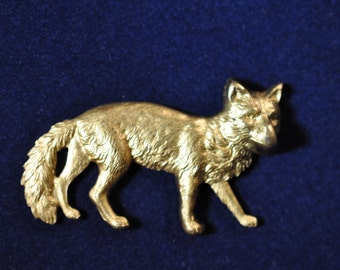 Two Big Nose Coyote Decorative Elements SHIPPING INCLUDED