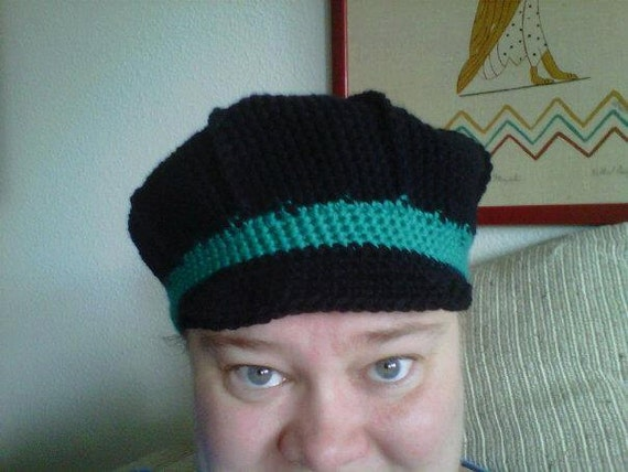 Two Newsboy Caps for Margaret