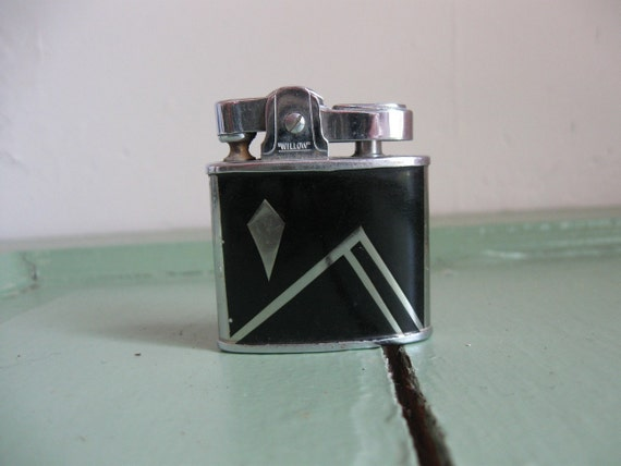 Art Deco Style Cigarette Lighter