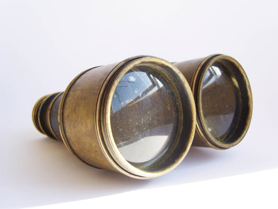 Binoculars from the beginning of century