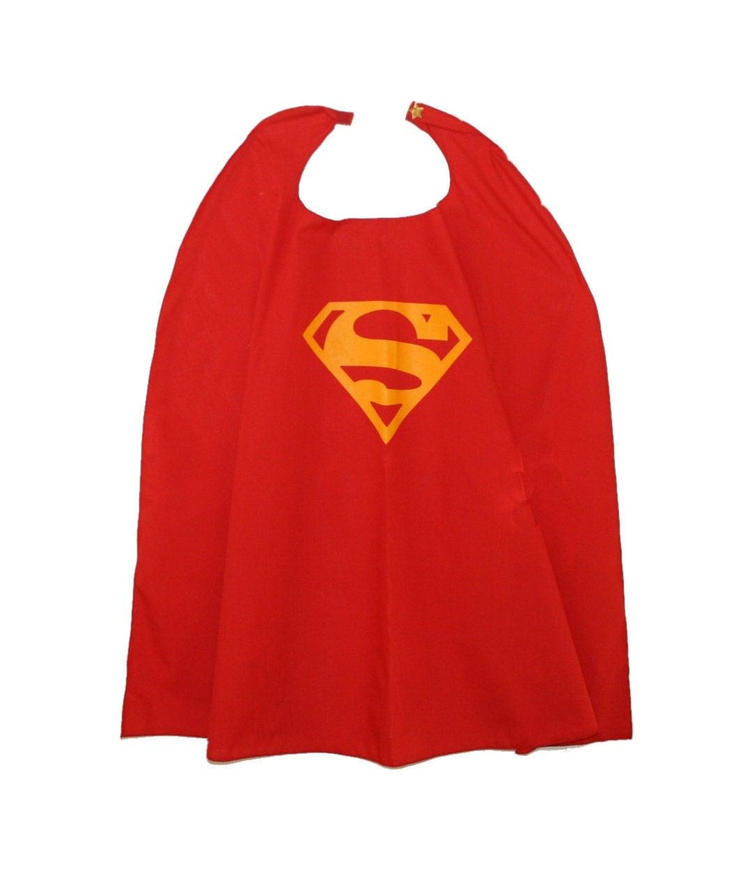 Как сделать плащ супермена