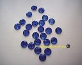 3mm Sapphire (Blue) Rhinestones 400pc - High quality
