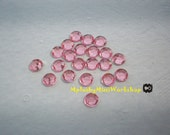 3mm Pink Rhinestones 1000pc - High quality