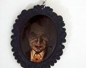 Dracula Bela Lugosi Cameo Necklace