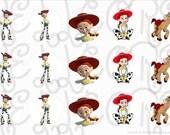 Toy Story(jesse) bottle cap digital image sheet