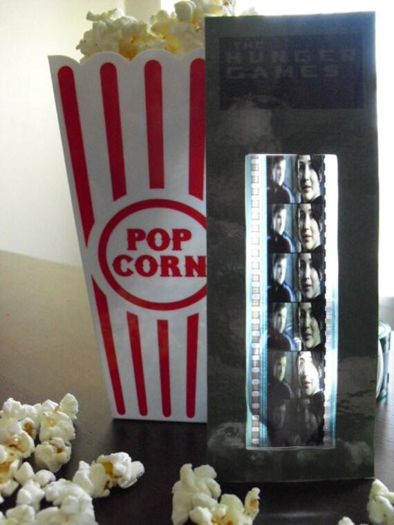 Hunger Game Actual Film BookMarks Peeta