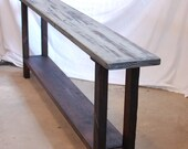 The Richard Sofa Entry Hall Table- shipping included