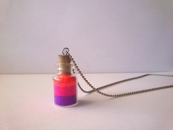 super mini colorful jar