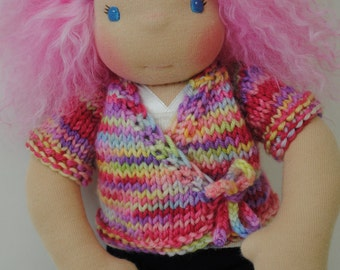 PDF PATTERN Darling Little Kimono Sweater