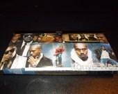 Kanye West Wallet Clutch Purse