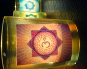 Chakra candle holders