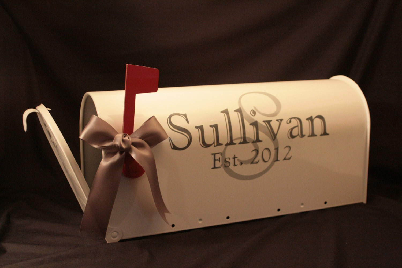 Mailbox Ideas For Wedding Wedding Mailbox Card Box