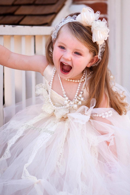 30%off bride flower girl TuTu dress- baby TuTu- perfect for ...