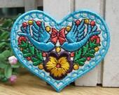 Embroidery Applique -(1pcs)Sea star cloth paste , DIY beautiful accessories,the children's favorite