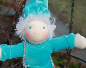 Waldorf Doll  -  Reserved for Reena M. -  MR. Elf