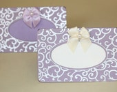 Custom Listing - DIY Lavender Place Cards - Set of 10