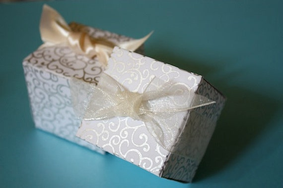Wedding Favor Boxes For Sale : SALEWedding Favor BoxesHandmade PaperGreat for weddings ...