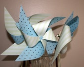 Paper Party Pinwheels