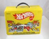 1983 Hotwheels Collectors Case