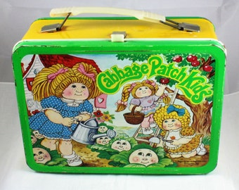 1983 Cabbage patch Kids Lunchbox