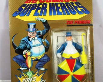 "DC Comic Super Heroes ""The Penguins"""