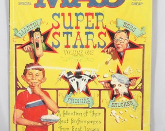 Mad Magazine Superstars Volume One