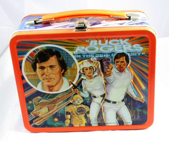 1979 Buck Rogers In the 25th century Lunchbox