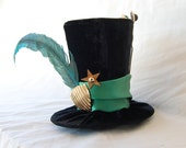 Tiny Top Hat: Sunset Jade