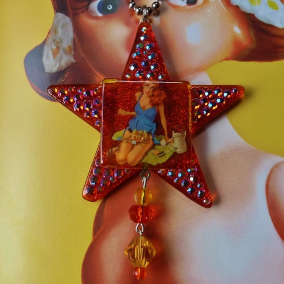 Pin-Up SuperStar  30% off -Was 55.00