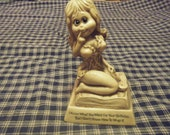 SALE  Comical Seductive Naughty Collectible Vintage 1976 Made In USA Russ Berrie figurine