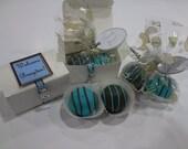 Baby Themed Cake Balls 1 Dz Favors