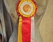 Mt. Pleasant horse ribbon