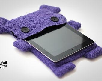 Fellfische Case for iPad - Purple