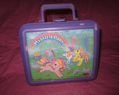 Kawaii Vintage My Little Pony Lunchbox