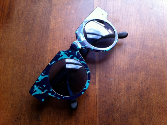 Original 90ies Swatch eyes modular sunglasses
