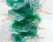 Popsicle Soap  (Lizard Lime)
