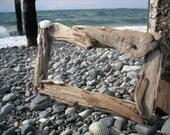 Natural Driftwood Mirror