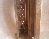Wood Prayer Box