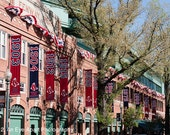 10x8 Photograph, Image, Print, Art, Decoration, Boston, Massachusetts, Fenway Park, Baseball, Pennants - AnEyeApart